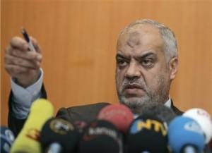 Deputy General-Guide of the Muslim Brotherhood, Rashad Bayoumi.