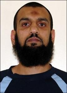 Convicted terrorist Parviz Khan.