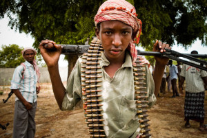 A recent graduate of al-Shabaab's educational system.