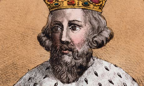 "Is Alfred the Great Phil and Liz's common ancestor? ""I'm not veddy happy, happy, happy."""