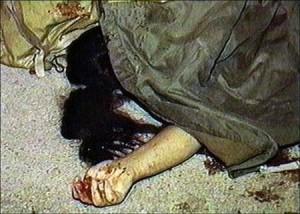 Another victim of Sharia law.