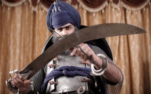 Nidar Singh Nihang the last surviving Shastar Vidiya warrior in the world.