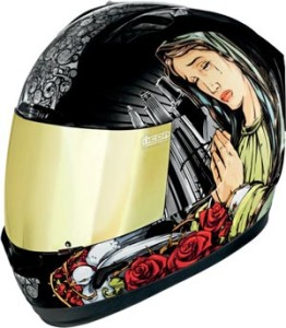 Head of the line privileges if wearing this helmet when you meet your demise.
