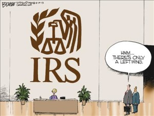 left wing irs