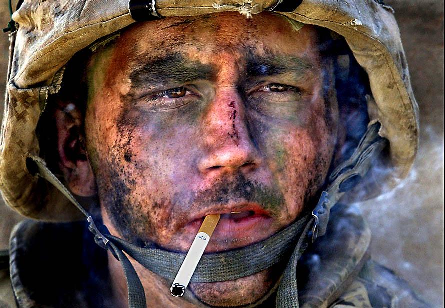 Lance Corporal James Blake Miller, USMC - Iraq.