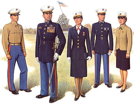 PlateIII_Officer_Dress_Uniform