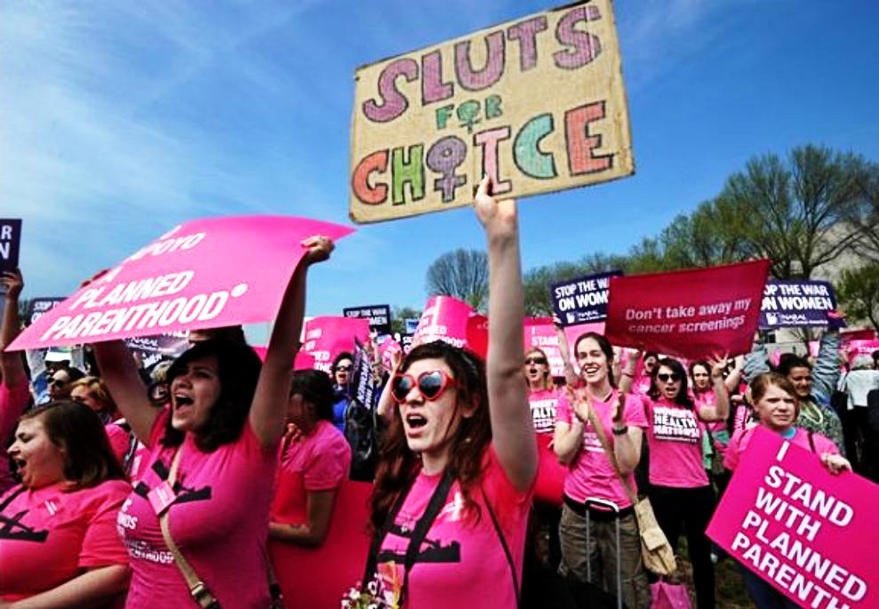 Sluts for Choice