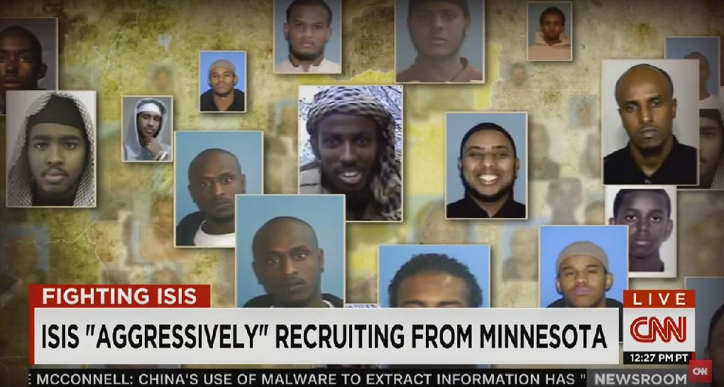 "Minnesota's ""refugees"" own private jihad."