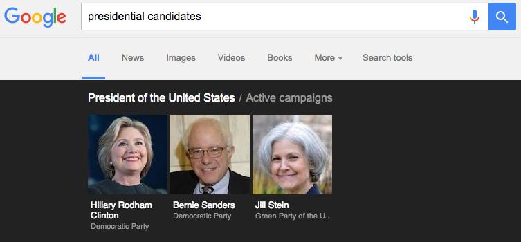 googlePREZunitedstates