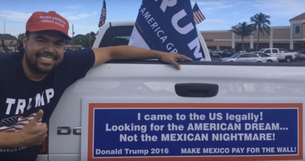 Latinos for Trump (Youtube).
