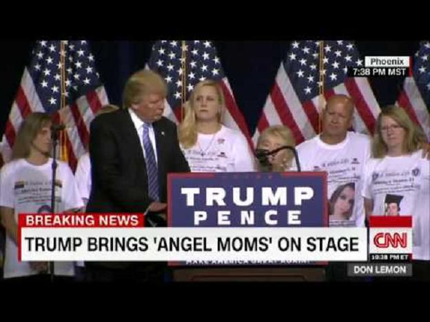 Angel Moms slammed by haters.