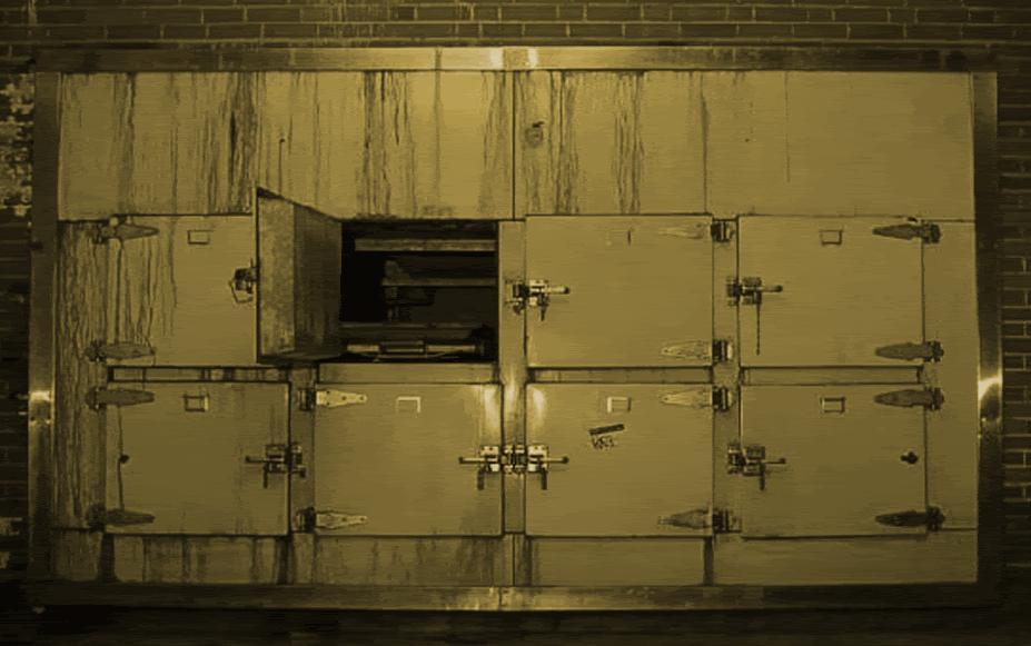 VA morgue a house of horrors. (Pinterest)