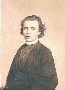 Father Emmeran Bliemel, the last Confederate to be awarded the Southern version of the Medal of Honor. (Wikipedia)