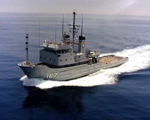 USNS Narragansett (T-ATF 167).