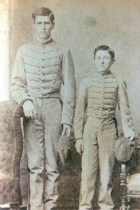 VMI cadets who fought at New Market.