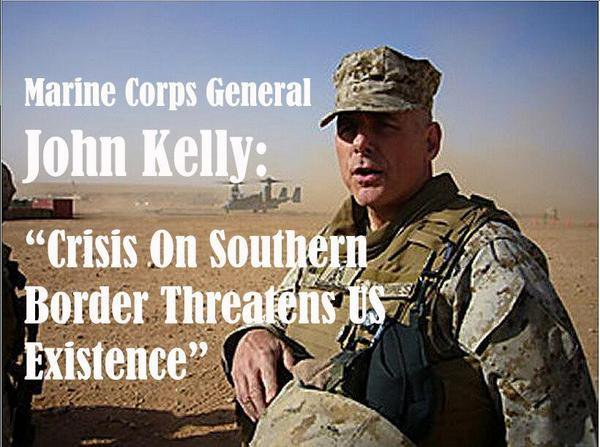 General Kelly calls it like it is. (Twitter)