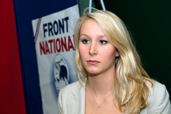 Marion Maréchal-Le Pen. (Twitter)