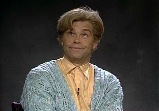 Al Franken/Stuart Smalley. (NBC screen grab)