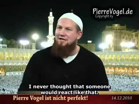 Pierre Vogel going through his jihadist phase. (Youtube)