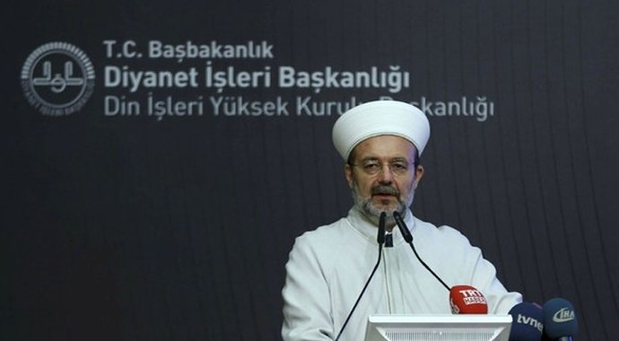 Turkey's Directorate of Religious Affairs. (Twitter)