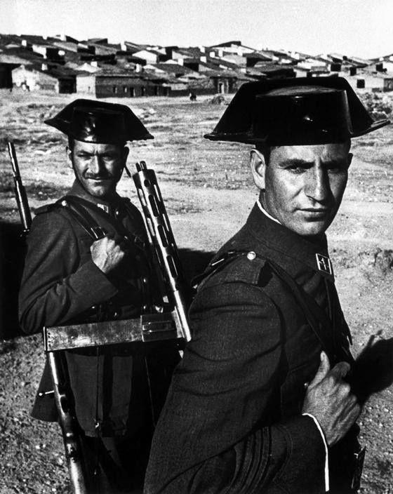 La Guardia Civil Española.
